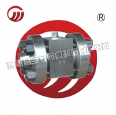 Forged Steel Butt Welded High Pressure Ball Valve