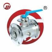 Stainless steel ball valve BQ41F
